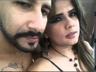 Hình ảnh đại diện sexy của người mẫu LatinDirtyCouple để phục vụ một show webcam trực tuyến vô cùng nóng bỏng!