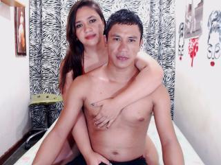 Foto de perfil sexy de la modelo LatinSexyDuo, ¡disfruta de un show webcam muy caliente!