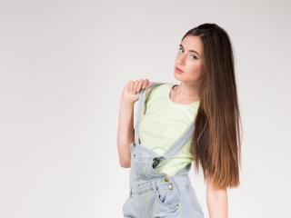 Velmi sexy fotografie sexy profilu modelky LauraLux pro live show s webovou kamerou!