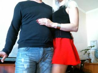 LegsOffice69 - Webcam exciting with this so-so figure Couple