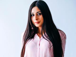 Velmi sexy fotografie sexy profilu modelky LereFlower pro live show s webovou kamerou!