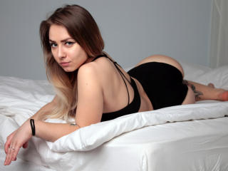 Velmi sexy fotografie sexy profilu modelky LexieRoze pro live show s webovou kamerou!