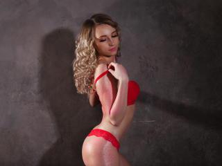 Velmi sexy fotografie sexy profilu modelky LilyAlison pro live show s webovou kamerou!