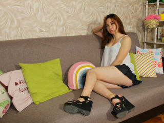 Hình ảnh đại diện sexy của người mẫu LilyMimi để phục vụ một show webcam trực tuyến vô cùng nóng bỏng!