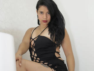 Picture of the sexy profile of LizaGuzman, for a very hot webcam live show !