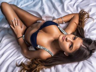 Velmi sexy fotografie sexy profilu modelky LorenLust pro live show s webovou kamerou!
