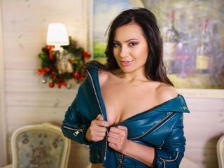 Velmi sexy fotografie sexy profilu modelky LovelyHotMay pro live show s webovou kamerou!