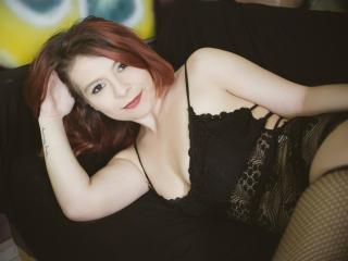Velmi sexy fotografie sexy profilu modelky LyllyJoy pro live show s webovou kamerou!
