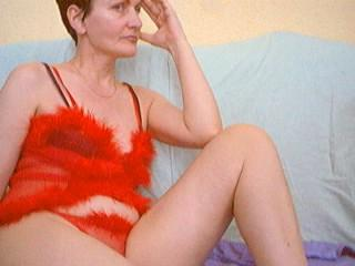 Picture of the sexy profile of MadameSexy, for a very hot webcam live show !