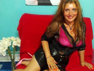 Velmi sexy fotografie sexy profilu modelky MagieBlanche pro live show s webovou kamerou!