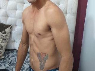 Picture of the sexy profile of MaicolFireBoy, for a very hot webcam live show !