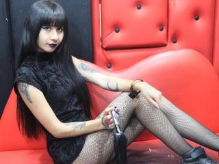 Foto de perfil sexy de la modelo ManuFetish, ¡disfruta de un show webcam muy caliente!