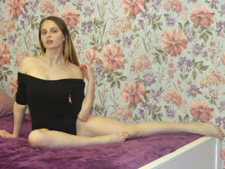 Photo de profil sexy du modèle MargaritaBeckera, pour un live show webcam très hot !