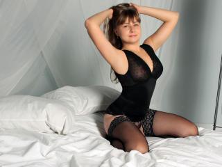 Velmi sexy fotografie sexy profilu modelky MariaDaisy pro live show s webovou kamerou!
