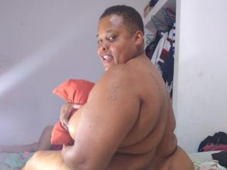Picture of the sexy profile of Marybigass, for a very hot webcam live show !