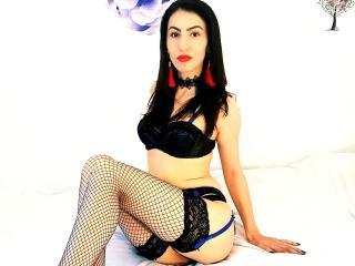 Hình ảnh đại diện sexy của người mẫu MaryM để phục vụ một show webcam trực tuyến vô cùng nóng bỏng!