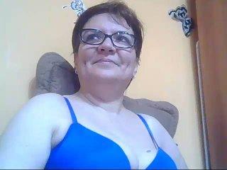 Velmi sexy fotografie sexy profilu modelky MatureShowForU pro live show s webovou kamerou!
