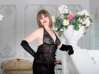 Velmi sexy fotografie sexy profilu modelky MatureXLady pro live show s webovou kamerou!