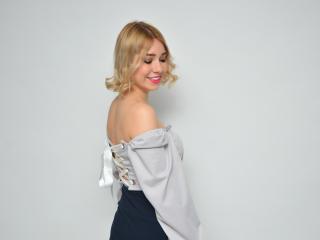 Hình ảnh đại diện sexy của người mẫu Mellifluouse để phục vụ một show webcam trực tuyến vô cùng nóng bỏng!