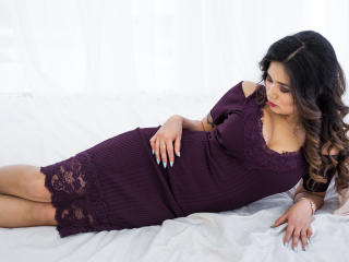Photo de profil sexy du modèle MiaNoize, pour un live show webcam très hot !