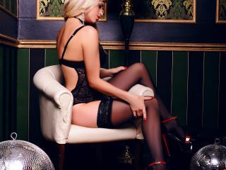Hình ảnh đại diện sexy của người mẫu MiladyOne để phục vụ một show webcam trực tuyến vô cùng nóng bỏng!