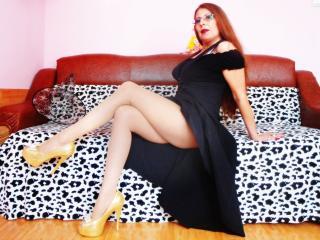 Velmi sexy fotografie sexy profilu modelky MissConstance pro live show s webovou kamerou!