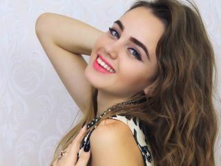 Velmi sexy fotografie sexy profilu modelky MissMilanaL pro live show s webovou kamerou!