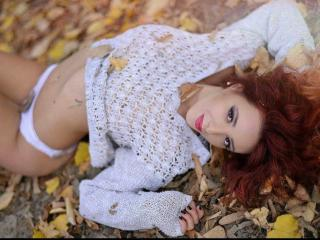 Sexet profilfoto af model MissyLoreen, til meget hot live show webcam!
