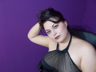 Picture of the sexy profile of MistressMalice, for a very hot webcam live show !