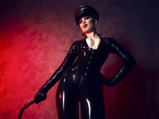 Fotografija seksi profila modela  MistressVenena za izredno vroč webcam šov v živo!