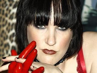 Sexy profilbilde av modellen  MistressVivian, for et veldig hett live webcam-show!