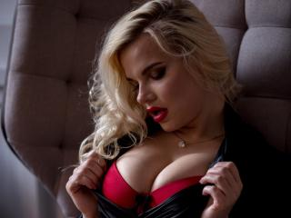 Photo de profil sexy du modèle MonicaKiss69, pour un live show webcam très hot !