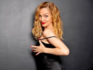 Velmi sexy fotografie sexy profilu modelky MonicaSky pro live show s webovou kamerou!
