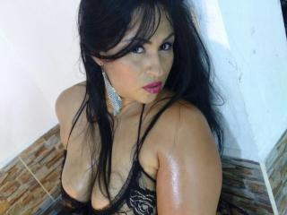 Picture of the sexy profile of MoonSexx, for a very hot webcam live show !