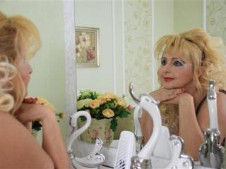 Velmi sexy fotografie sexy profilu modelky MRobam pro live show s webovou kamerou!
