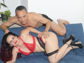 Hình ảnh đại diện sexy của người mẫu MtureCoupleForYou để phục vụ một show webcam trực tuyến vô cùng nóng bỏng!