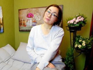 Hình ảnh đại diện sexy của người mẫu NadijaLenora để phục vụ một show webcam trực tuyến vô cùng nóng bỏng!