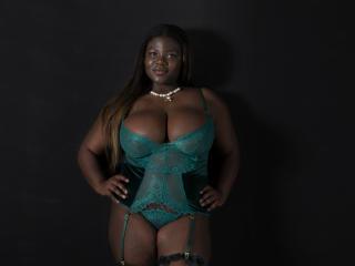 Velmi sexy fotografie sexy profilu modelky NalaBaker pro live show s webovou kamerou!