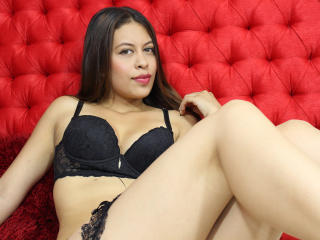 Picture of the sexy profile of NatashaHottie, for a very hot webcam live show !