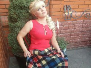 Foto del profilo sexy della modella NikaPurplePeach, per uno show live webcam molto piccante!