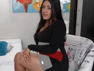Picture of the sexy profile of OnePrincessLatina, for a very hot webcam live show !