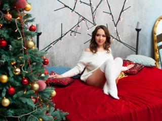 Velmi sexy fotografie sexy profilu modelky OrderInLife pro live show s webovou kamerou!