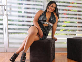 Sexet profilfoto af model PenelopeLoves, til meget hot live show webcam!