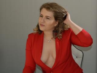 Picture of the sexy profile of PinkMia, for a very hot webcam live show !