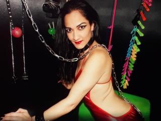 Foto van het sexy profiel van model PleasureSubmissive, voor een zeer geile live webcam show!