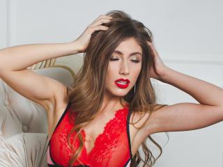 Velmi sexy fotografie sexy profilu modelky PurpleLacee pro live show s webovou kamerou!