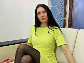 Photo de profil sexy du modèle SabinaRodriguez, pour un live show webcam très hot !