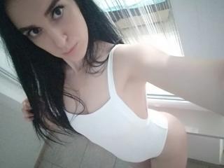 Foto de perfil sexy de la modelo SaidaX, ¡disfruta de un show webcam muy caliente!