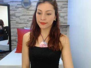 Photo de profil sexy du modèle SamanthaCastro, pour un live show webcam très hot !