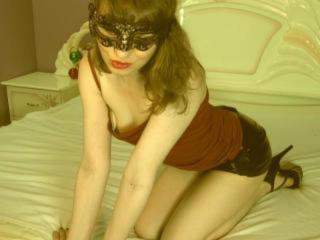 Velmi sexy fotografie sexy profilu modelky SassyCabotCaboche pro live show s webovou kamerou!